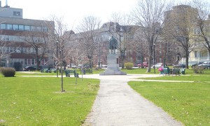 Cornwallis Park may 2014